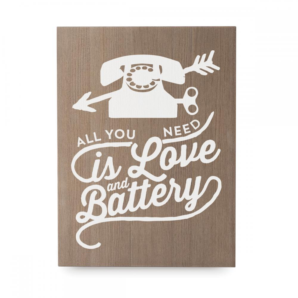 Love and battery 1