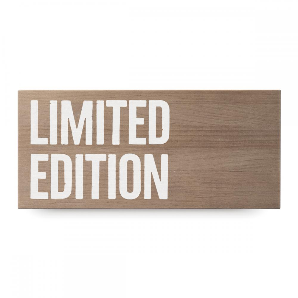 Limited edition 1