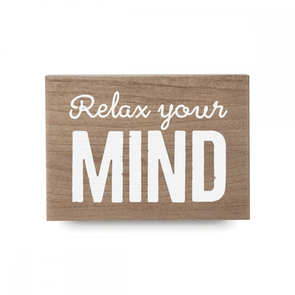 Relax your mind